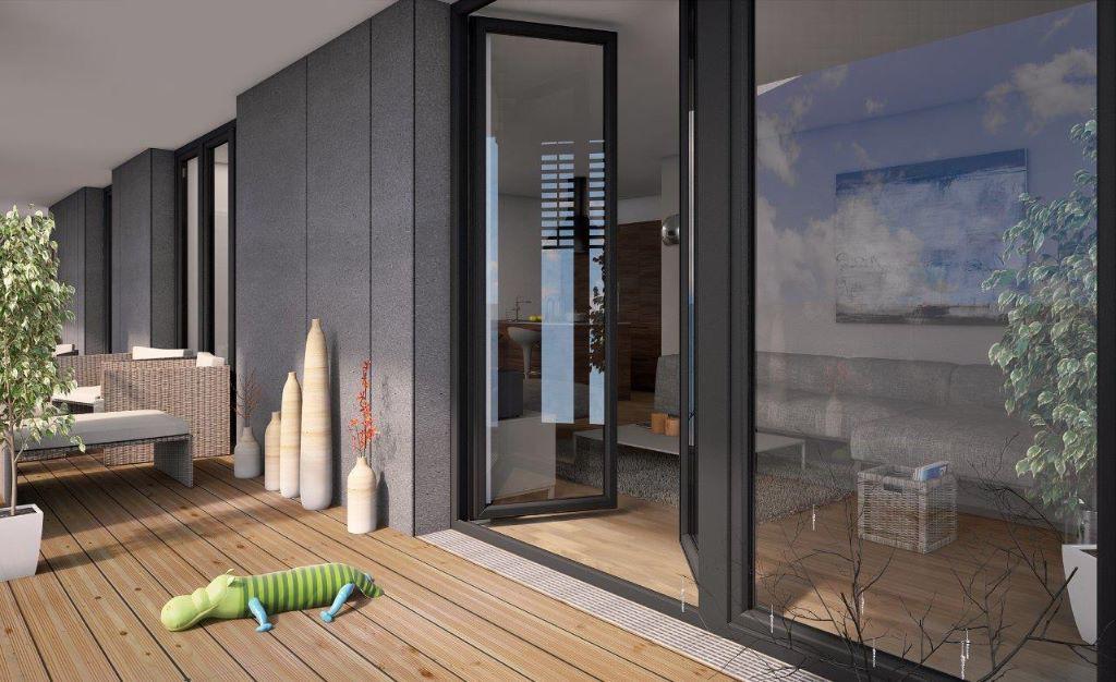 3 zimmer wohnung mit loggia und balkon 78 m 4020 linz plankenauer. Black Bedroom Furniture Sets. Home Design Ideas
